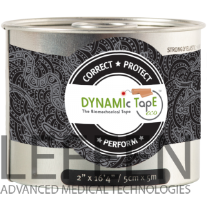 Dynamic Tape ECO Grey Tattoo 5 x 5