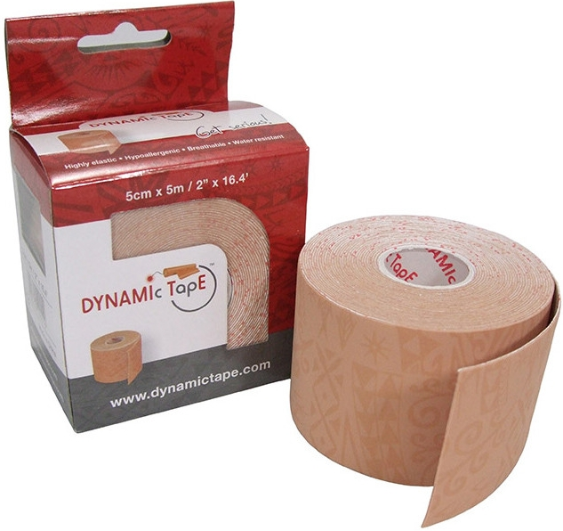 Dynamic Tape Beige - body Tattoo 5cm x 5m
